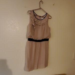 "Ann Taylor Loft ""6"" Blush Pink Dress"